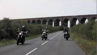2. Triumph Speedmaster vs Harley-Davidson 883 Iron vs Kawasaki VN900