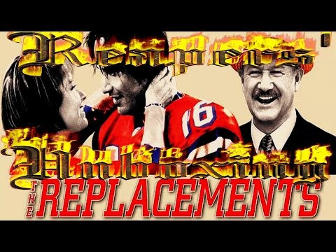 The Replacements Blu-Ray Unboxing