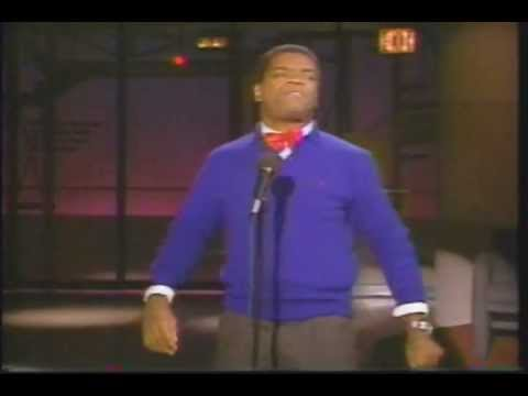 John Witherspoon - Stand-Up Comedian (late 1980s)