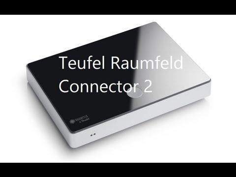raumfeld connector 2 test hifi agent. Black Bedroom Furniture Sets. Home Design Ideas