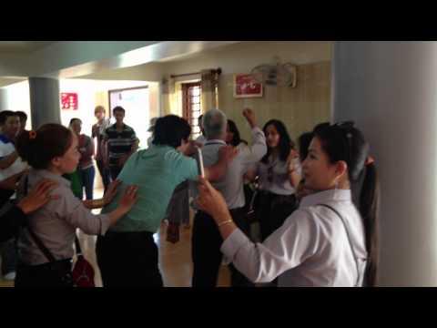 Tham chùa Bình An ? Bình Tân - 16/11/2014