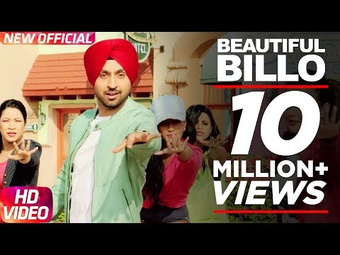 Beautiful Billo - Disco Singh