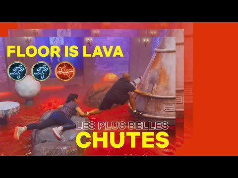 Floor is Lava : Les plus belles chutes | Netflix France