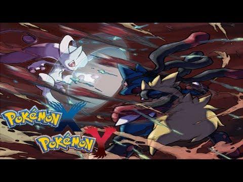 pokemon x and y youtube