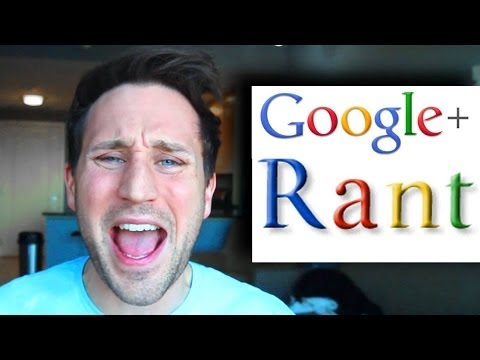 google  - Have complaints about Google Plus? Leave a comment! OH WAIT YOU CAN'T. Watch MORE of my videos: http://j.mp/JoshSundquistVideos Instagram http://www.Instagra...