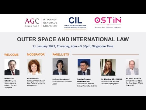 Outer Space and International Law