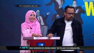 Video Waktu Indonesia Bercanda - Arafah Satu Frekuensi Pikirannya Sama Cak Lontong (3/5) MP3, 3GP, MP4, WEBM, AVI, FLV Agustus 2018
