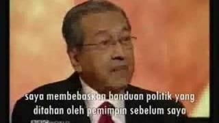 Video BBC HARDTalk - Dr. Mahathir 3/3 MP3, 3GP, MP4, WEBM, AVI, FLV Februari 2019