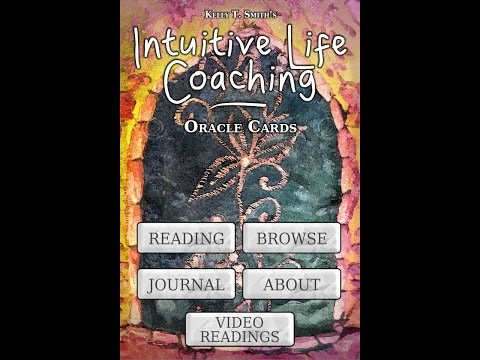Intuitive Life Coaching Oracle Cards (Feb 2nd through 7th)