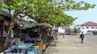 Savannakhet Laos  city photo : Laos Travel. Savannakhet Bus Station. An International Travel Hub.