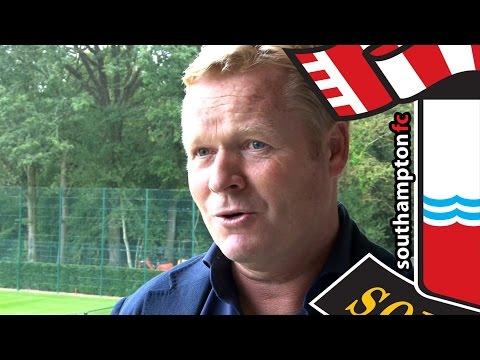 VIDEO: Koeman haalt Alderweireld en Mané