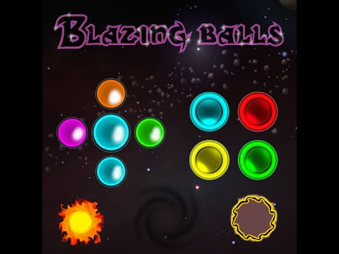 Video of Blazing Balls