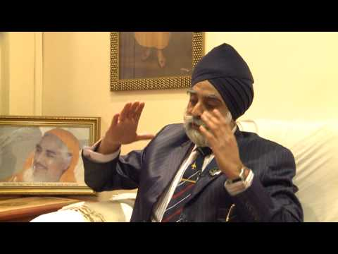 Sikh - Interview with Onkar Singh MBE.