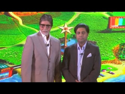 Amitabh Bachchan Launches Website Of India's First