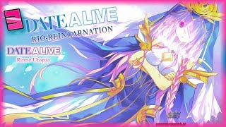 {3} RINNE UTOPIA WALKTHROUGH PART 3 Date A Live Rio Reincarnation PS4 PRO ENGLISH NA