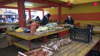 Na mostarskoj tržnici više praznih nego punih štandova