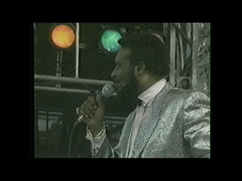 The Four Tops - It's The Same Old Song (ABC - Live Aid 7/13/1985)