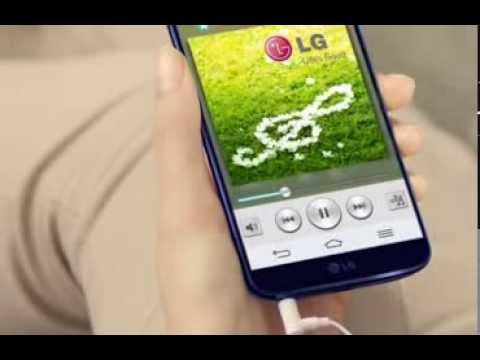 LG G2 -prezentacja funkcji  Plug