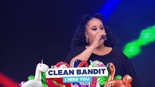 Video Clean Bandit - 'I Miss You' (live at Capital's Summertime Ball 2018) MP3, 3GP, MP4, WEBM, AVI, FLV Agustus 2018