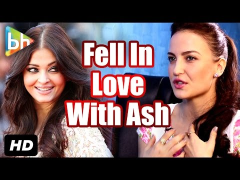 """I Fell In Love With Aishwarya Rai Bachchan In Devdas"": Elli Avram"