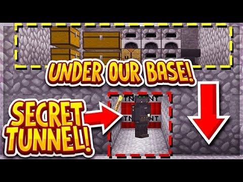 I Found A Secret Tunnel Under My Base... | Modded Factions
