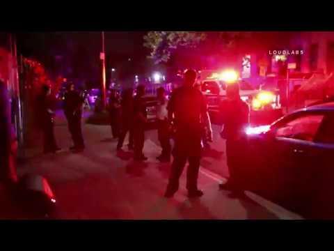 Brooklyn: Cops Stop Car Who Flees
