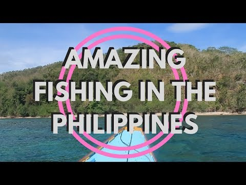 AMAZING FISHING IN THE PHILIPPINES, CORON SECRET TOUR