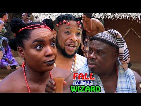 Fall of The Wizard Season 3 - Chioma Chukwuka 2018 New Nigerian Nollywood Movie  Full HD