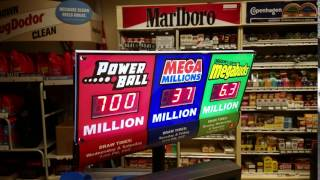 Powerball counter footage.