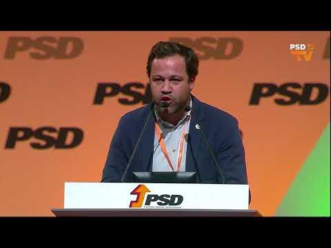 37º Congresso PSD - Intervenção de Nélio Painha