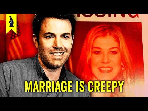 GONE GIRL: Marriage is Creepy