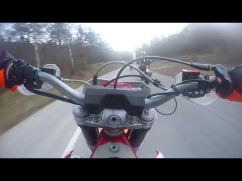 Last ride of the season 2k16: SXV 550, GASGAS 300, CBR600RR, MV F3, CAGIVA MITO 125