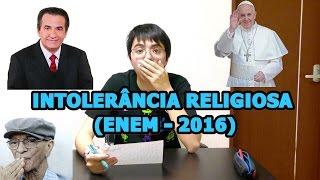 O que fazer para combater a intolerância religiosa?