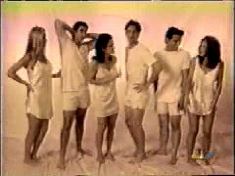 Banned Commercial   FRIENDS Cast in Underwear