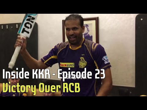 Victory Over RCB | Inside KKR - Episode 23 | VIVO IPL 2016