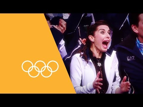 The Best Celebrations From Sochi – Amazing Scenes | 90 Seconds Of The Olympics
