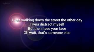 Bad Liar - Selena Gomez (lyrics)