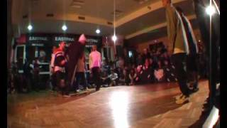Onda Spain  City pictures : Fluido battle Italy 2009 ,Fusion Rockerz (Spain) Vs La Onda(Bel)