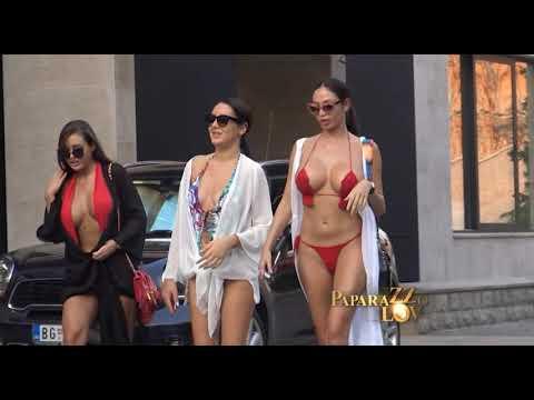 Soraja u najužem bikiniju na svetu