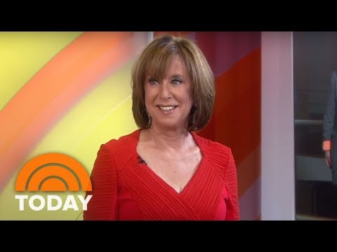 'You Look Like We Did In College!' See Retired Librarian's Ambush Makeover | TODAY