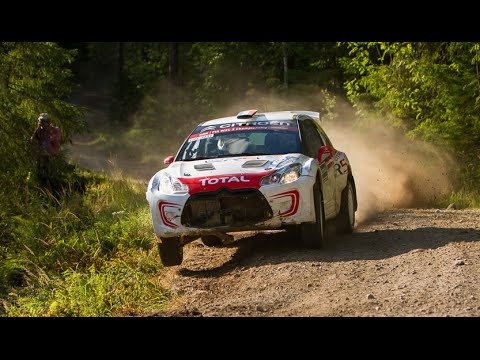 Best of Rally - 2014 (HD) [Crash, Show & Max. Attack]