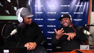 Watch Aries Spears' Controversial Opinions On Kevin Hart, Snoop And Iggy On Sway In The Morning