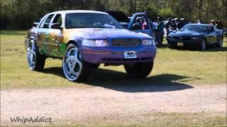 Video WhipAddict: Street Legendz Car Show in S.C. 28s and Up MP3, 3GP, MP4, WEBM, AVI, FLV Agustus 2019