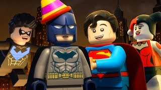 Nonton Lego Dc Comics Super Heroes  Justice League  Gotham City Breakout   First 10 Minutes   Dc Kids Film Subtitle Indonesia Streaming Movie Download