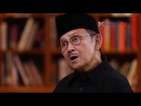 Bacharuddin Jusuf Habibie - A Day With