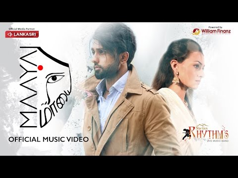 MAAYAI | Official Music Video | Swiss Rhythms | S.Nirujan & Stefeja