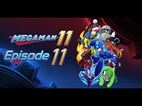 Mega Man 11 (Blind) | Ep. 11 - The 8 Masters