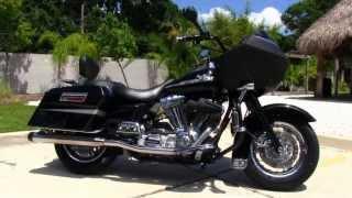 8. Used 2005 Harley Davidson FLTR Road Glide Motorcycle for Sale