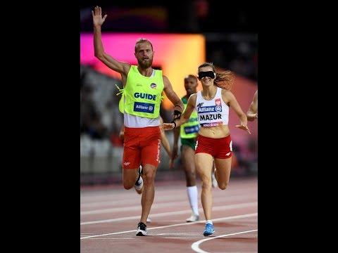 Women's 1500m T11 | Final | London 2017 World Para Athletics Championships