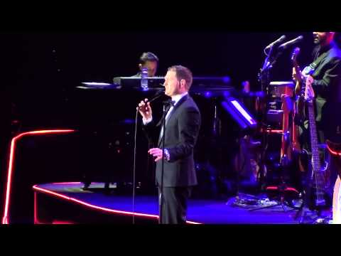 Michael Bublé - You make me feel so young @ Meo Arena